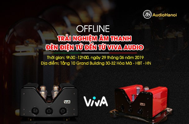 Offline T6 2019 Audio Ha Noi